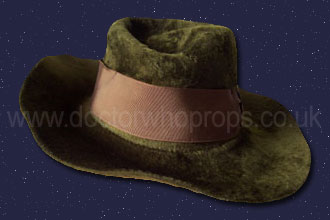 Tom Baker's Hat